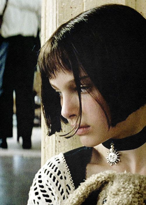 """LOVE THIS MOVIE!!! if you haven't seen it get out from under that rock """"The Professional"""" (1994) starring Jean Reno  Natalie Portman"""