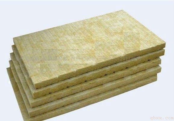 Panel de lana de roca usos para el aislamiento t rmico for Aislamiento lana de roca