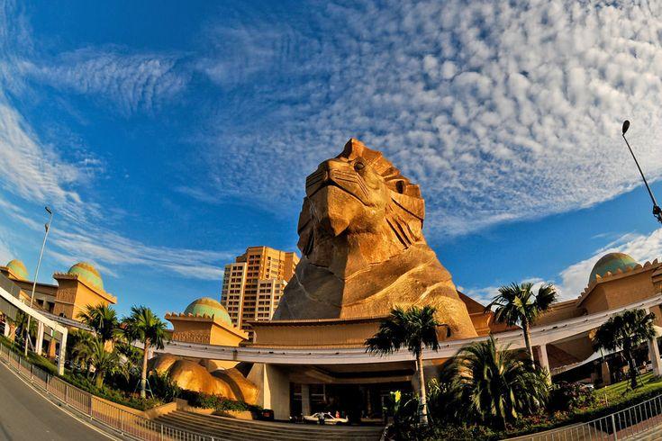 Sunway Pyramid shopping centre in the Klang Valley. Located in Bandar Sunway, Subang Jaya.