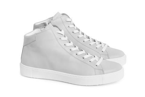 Dept. Of Finery - High Top Sneaker F0168