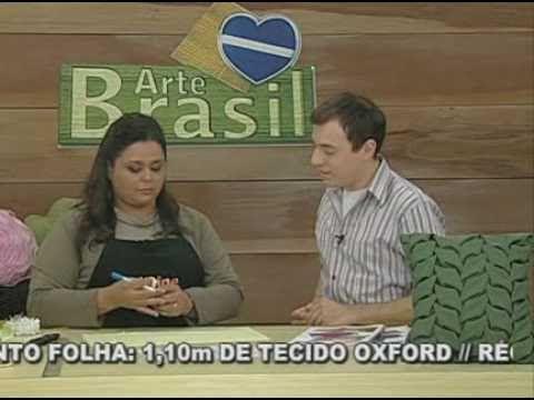 ARTE BRASIL -- VALÉRIA SOARES -- CAPITONÊ COM PONTO FOLHA (09/09/2010 - Parte 1 de 2) - YouTube