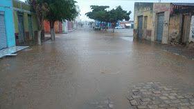 NONATO NOTÍCIAS: CHUVA FORTE ATINGE ZONA RURAL DE CAMPO FORMOSO