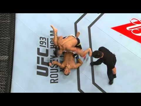 Fight Night Sao Paulo: Vitor Belfort and Dan Henderson Octagon Interviews - YouTube