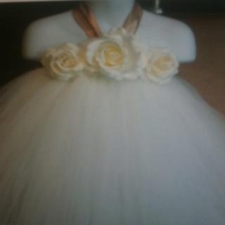 Flowergirl tutu:)