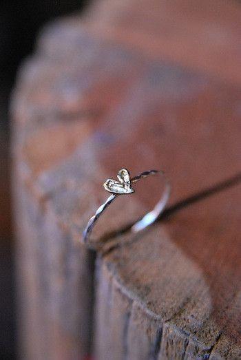 Un bello anillo...