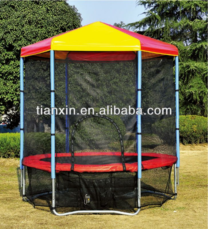 big trampoline tent cover for hot sale $50~$150