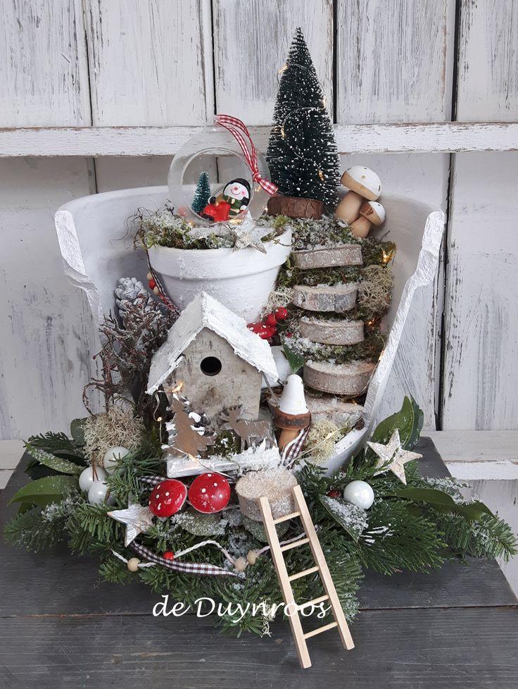 Die besten 25+ Einfache Weihnachtsdekorationen Ideen auf Pinterest - weihnachtswanddeko basteln