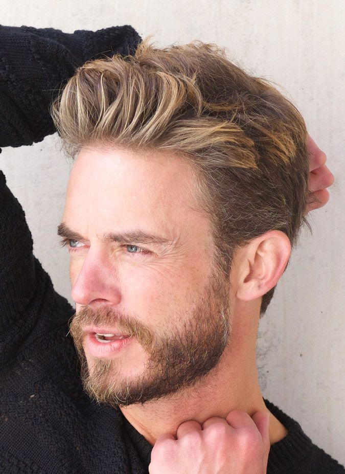 Man Hairstyle For Round Face Beauteous 11 Best Round Face Hairstyle Images On Pinterest  Hair Cut Man's