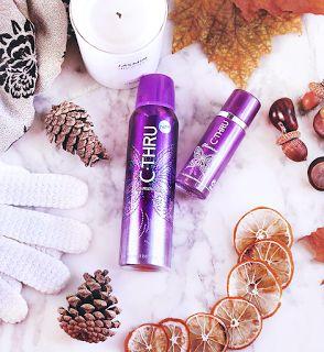 C-THRU Glamorous - eau de parfum - deo - review