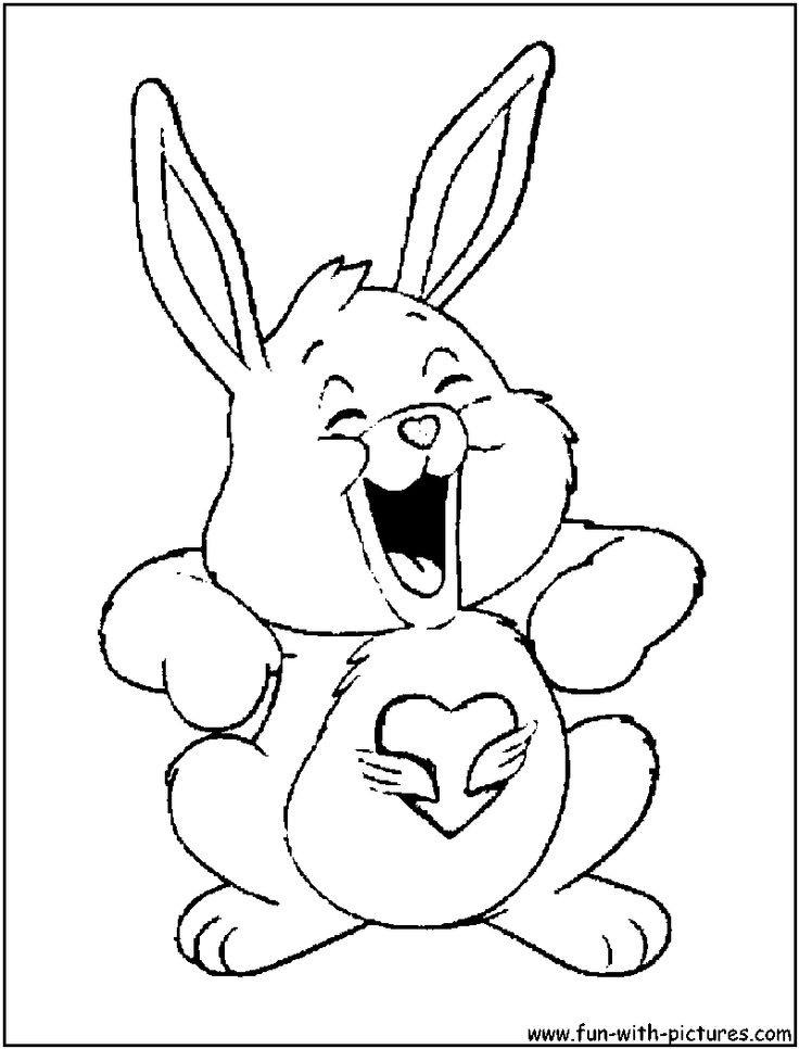 carebear cousin coloring pages - photo#2