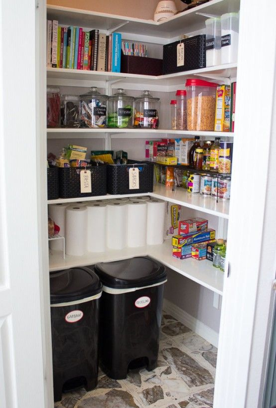 9 Useful Tips To Organize Your Pantry | DigsDigs