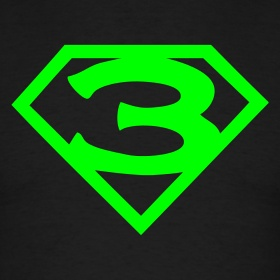 3 Doors Down - Kryptonite. old 3 Doors down logo. I actually kinda like this one better.