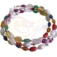 Buy Navratna Mala, Tulsi mala, Meditation mala and Mala Rosary online at best price in India on Shubhh. We have a huge collection of Navratna Malas online. Shop Now!