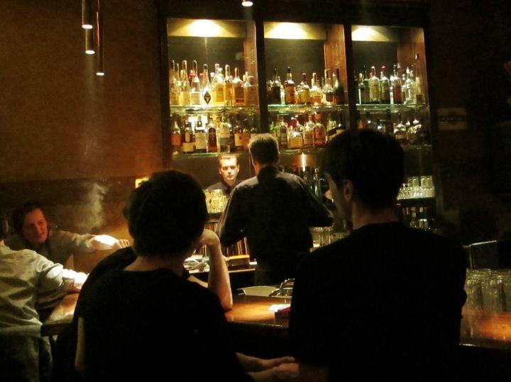 Kirk Bar in Berlin, Berlin