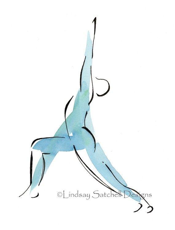 17 beste ideeën over Yoga Kunst op Pinterest - Slaapkamer kunst ...