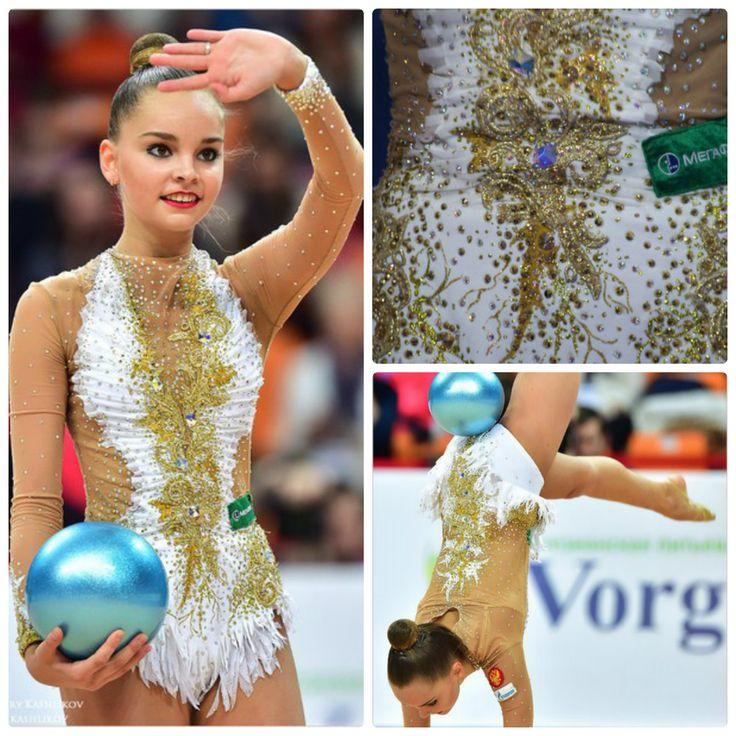 Arina/Dina Averina (Russia), ball 2015-2016