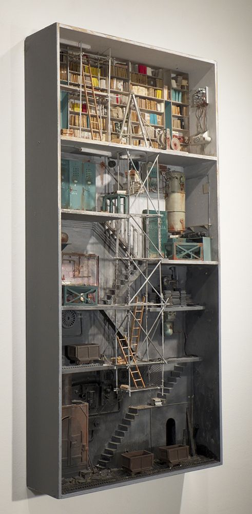Marc Giai-Miniet - Memoria (SIDE) #marcgiaiminiet #boxes #jonathanlevinegallery