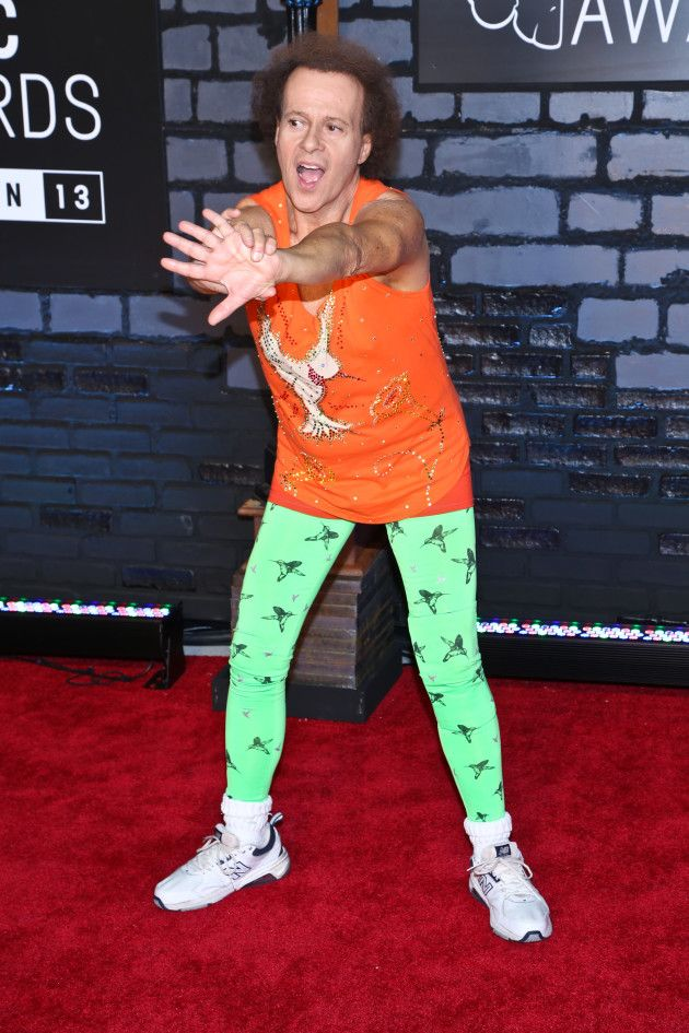 Richard Simmons: Battling Depression and Injury, Unseen in Almost a Year - The Hollywood Gossip