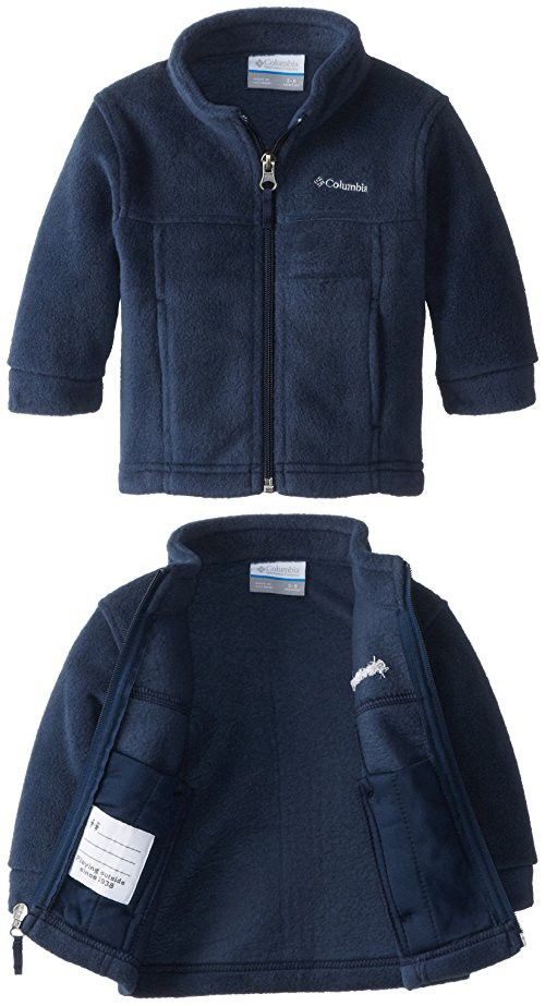 d2e0f844e Columbia Baby Boys' Steens Mt II Fleece Jacket | Baby | Jackets ...