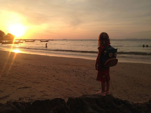 Koh Lanta has truly spectacular sunsets - every night is different and they are incredible even on the cloudiest of... read more...