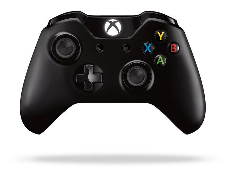 The Xbox one controller. I dig it.
