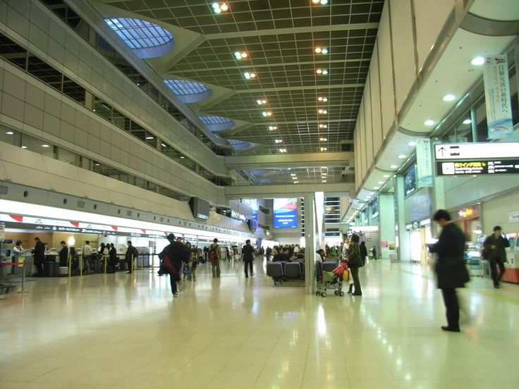 haneda Airport interior images | Inside Haneda Airport ...
