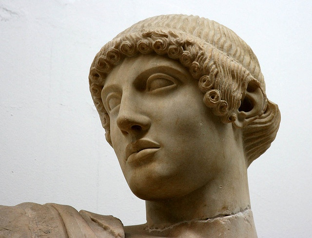 Olympia Museum Apollo by jan buchholtz, via Flickr