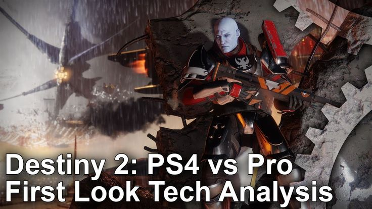 [4K] Destiny 2 Beta PS4 vs PS4 Pro: Can Bungie Deliver Full 4K Gameplay? [Video] #Playstation4 #PS4 #Sony #videogames #playstation #gamer #games #gaming