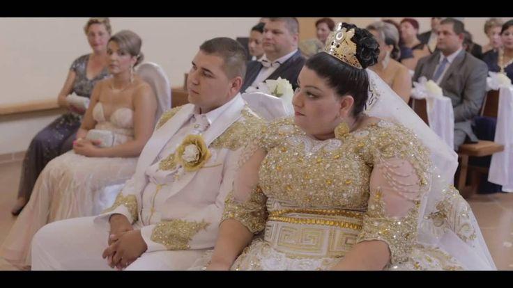 Цыганская свадьба с дождём из евро и золота взорвал Интернет