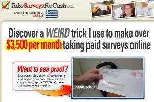 Is Take Surveys For Cash Legit? – No, Just Another Survey Site Scam – #cash #leg… – for teens