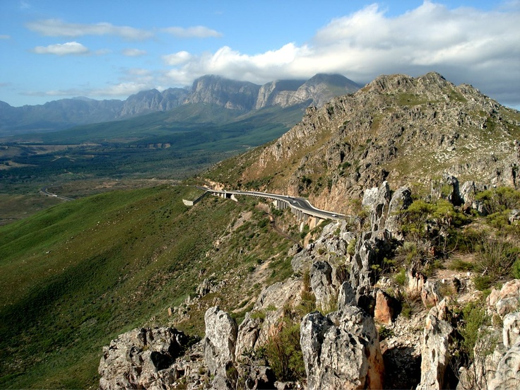 Sir Lowry's Pass, South Africa