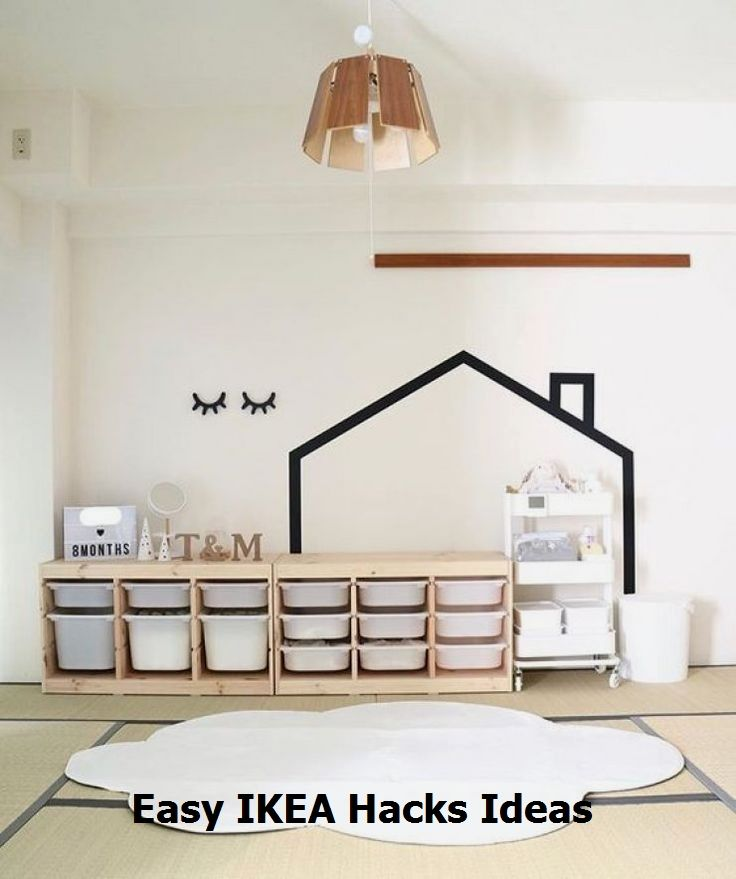 Easy IKEA Hacks Ideas #easylifehacks