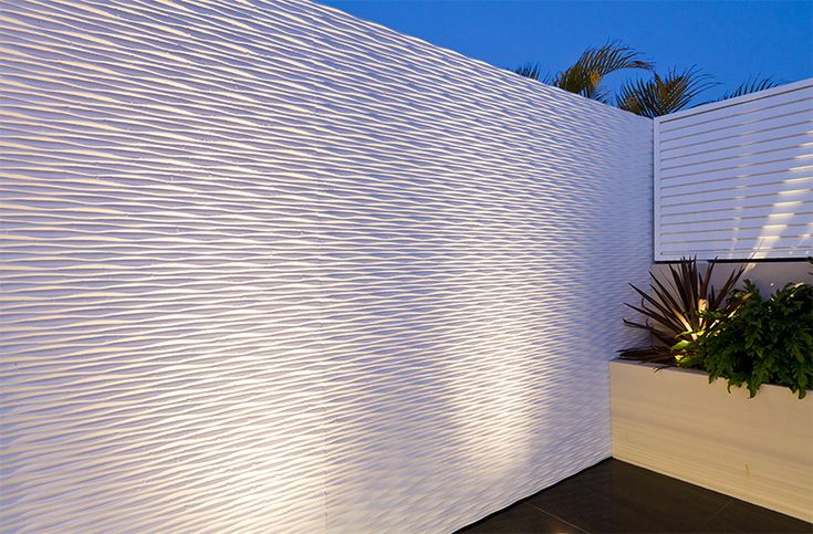 Ripples Outdoor Panels 3d Wall Panels North Melbourne