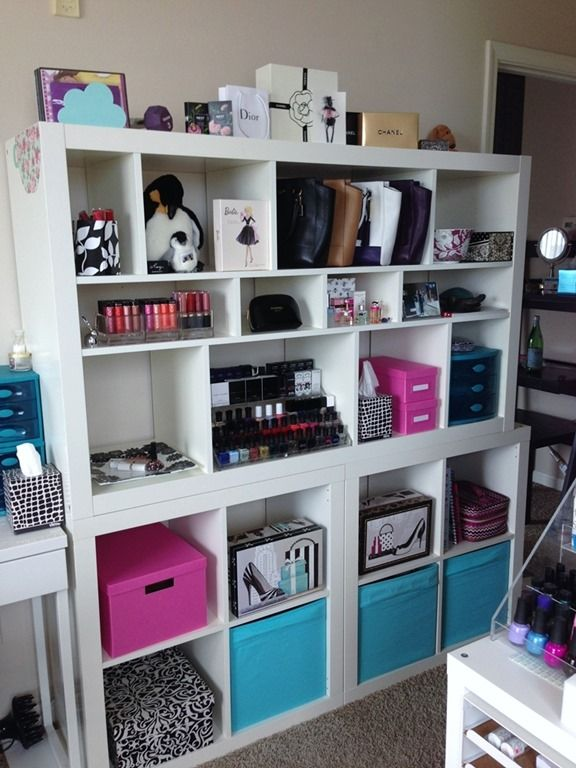 beauty room update aka my ikea collection
