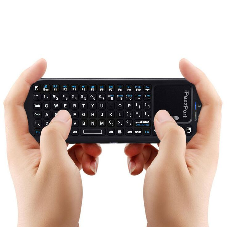 Wireless Keyboard 2.4G RF QWERTY Mini USB Gaming Keyboard Air Mouse Touchpad For Android Smart TV BOX Desktop Laptop //Price: $32.32 & FREE Shipping //  #gamer #gaming #playinggames #online #onlinegaming #gamerguy