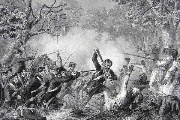 History News Network | A fekete és indiai Szabadságharcos, Aki legyőzte Az amerikai hadsereg karácsony napján, 1837