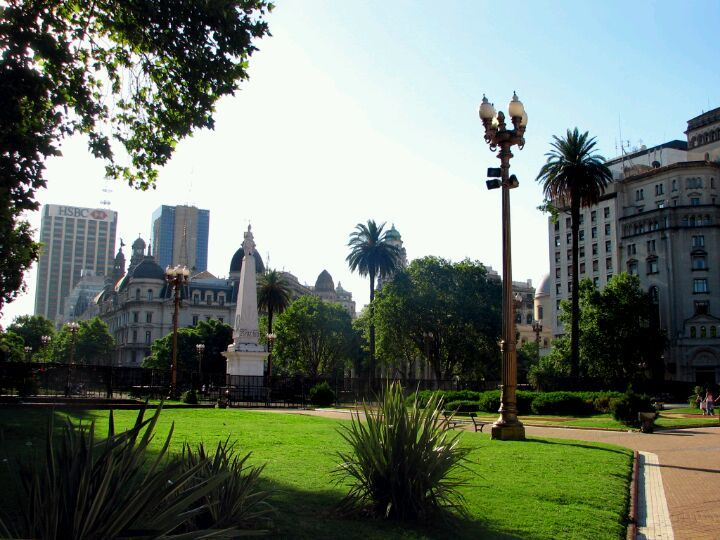 My husband served a mission in Buenos Aires and never stops talking about the beautiful places and people!