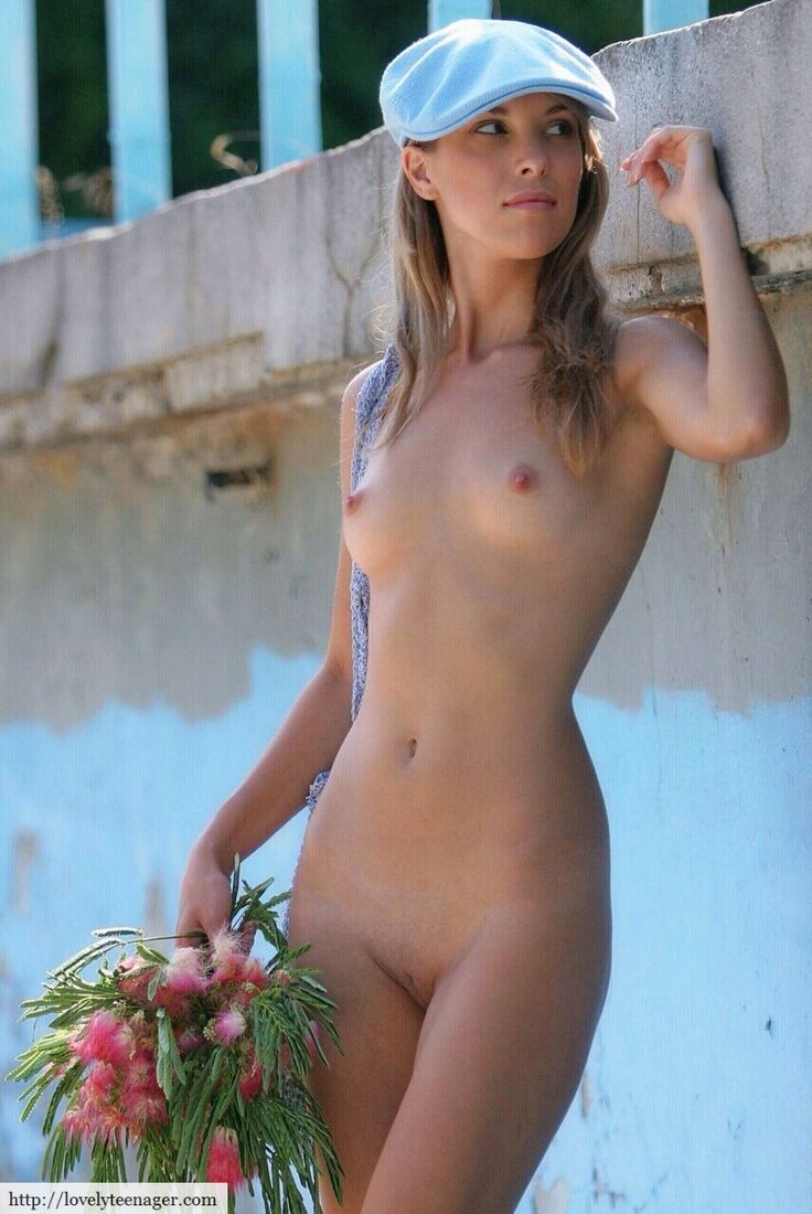 Blonde swedish nude babe this brilliant