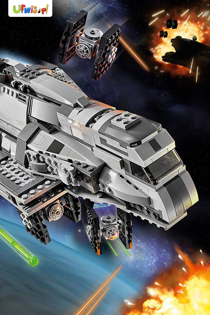 LEGO Star Wars Imperial Asault Carrier  #urwis #lego #starwars