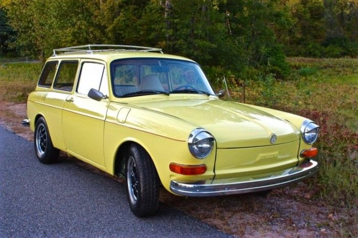Hemmings Find of the Day – 1973 Volkswagen Type 3 Squareback