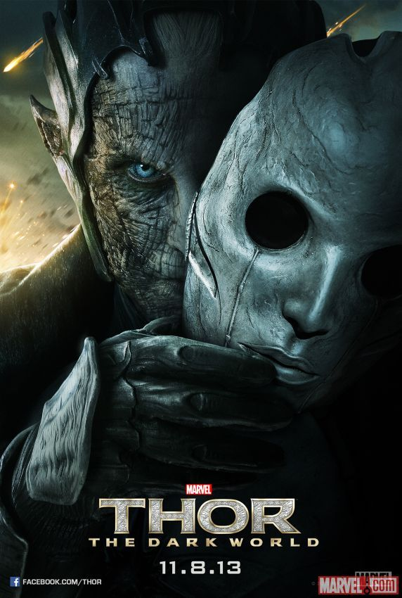 Check out this exclusive first look at Malekith (Christopher Eccleston)…