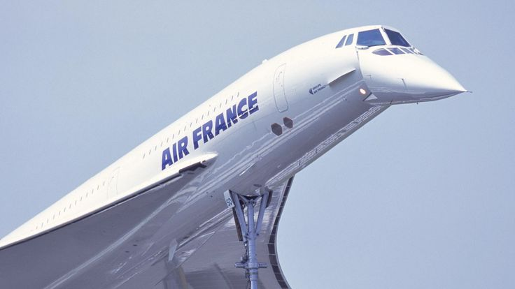 Air France Flight 4590 Concorde Disaster Paris - YouTube