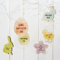 Personalised Easter decoration - New