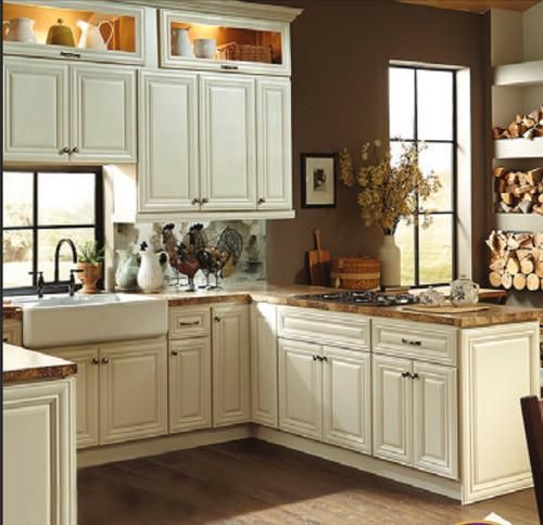 Kitchen Ideas Ivory Cabinets: 1000+ Ideas About Off White Kitchen Cabinets On Pinterest