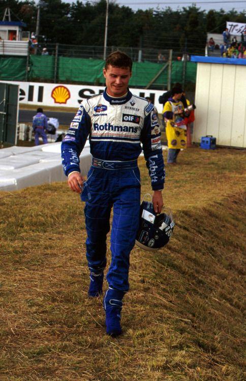 David Coulthard 1995