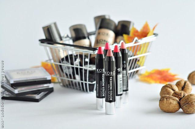 Beauty Creator Anna Chmielewska: 5 kosmetyków marki Kobo, które warto mieć w…