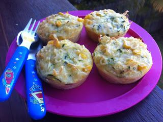 Mums in the Kitchen: Savoury Noodle Cakes