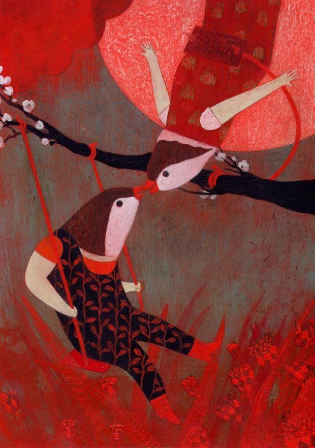 Simone Rea illustrations
