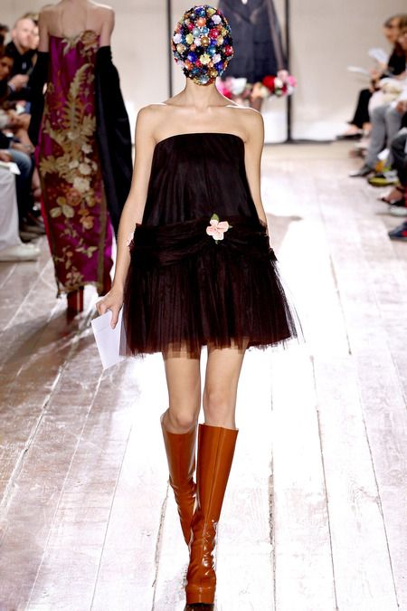 Fall 2013 Couture Style.com