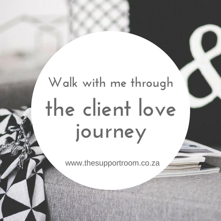 Content is content is content without a clear path. Time to get to the nuts and bolts of the Client Love Journey.